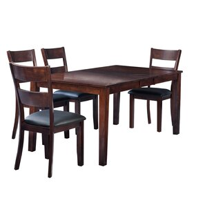 Boswell 5 Piece Dining Set ByTTP Furnish