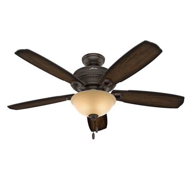 52 Ambrose 5-Blade Ceiling Fan by Hunter Fan