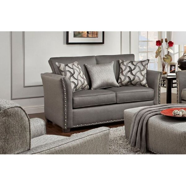 MoretinMarsh Loveseat by Darby Home Co Darby Home Co