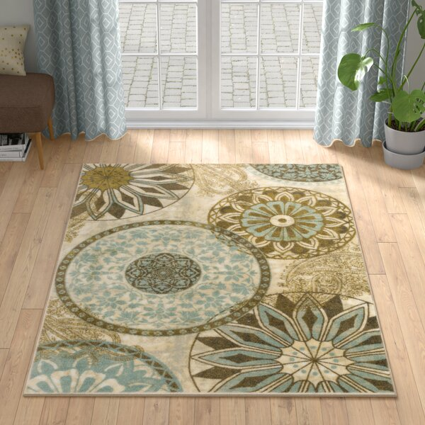 Claireville Area Rug by Latitude Run
