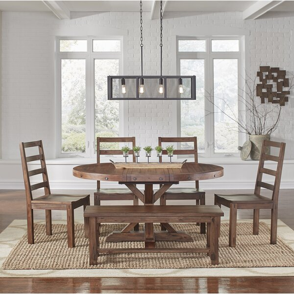 Trevion 6 Piece Dining Set by Mistana