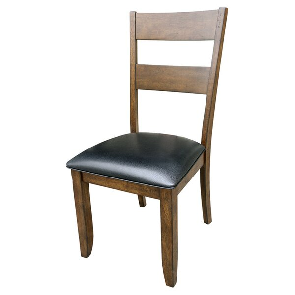 Alder Ladderback Side Chair (Set of 2) by Loon Peak