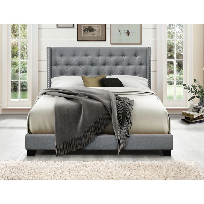 Gloucester Upholstered Standard Bed