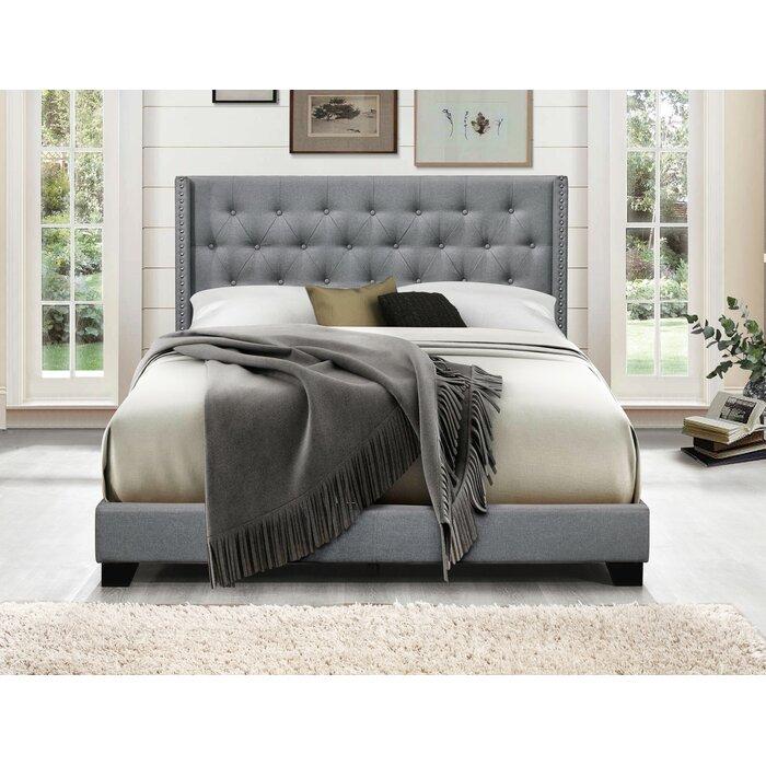 Gloucester Upholstered Standard Bed
