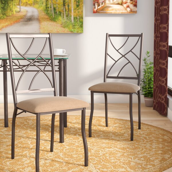 Bolling Side Chair (Set of 2) by Charlton Home