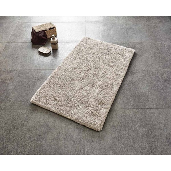 Sheldon Rectangle 100% Cotton Reversible Bath Rug