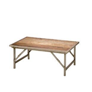 Jernigan Coffee Table by Union Rustic