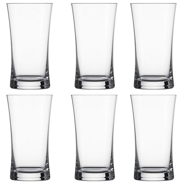 Basic Beer 20 oz. Glass Pint Glass (Set of 6) by Schott Zwiesel