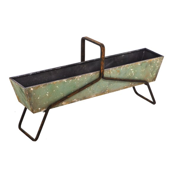 Iron Planter Box by Evergreen Enterprises, Inc