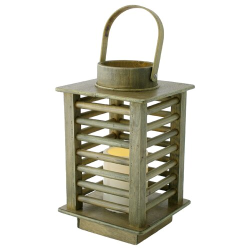 Pacific Accents Indoor/Outdoor Humbolt Lantern by Flipo Group Limited