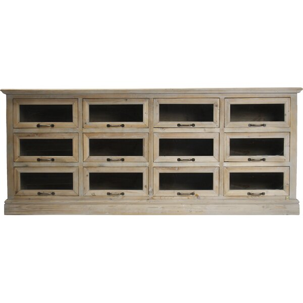 Battier 12 Drawers Chest by Zentique
