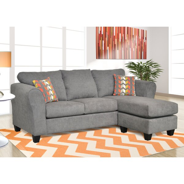 Muir Sectional by Ebern Designs