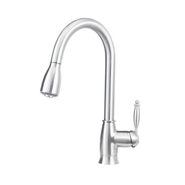 Grace Pull Down Single Handle Kitchen Faucet by Blanco