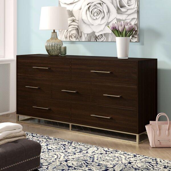 Elston 7 Drawer Standard Dresser by Willa Arlo Interiors
