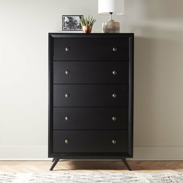 Arabella 5 Drawer Chest by Modern Rustic Interiors
