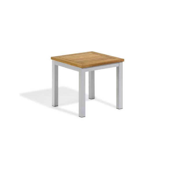 Caravelle Solid Wood Side Table by Brayden Studio Brayden Studio
