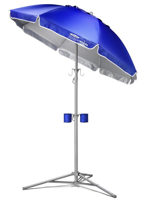 Alondra Ultimate Wondershade 5' Beach Umbrella