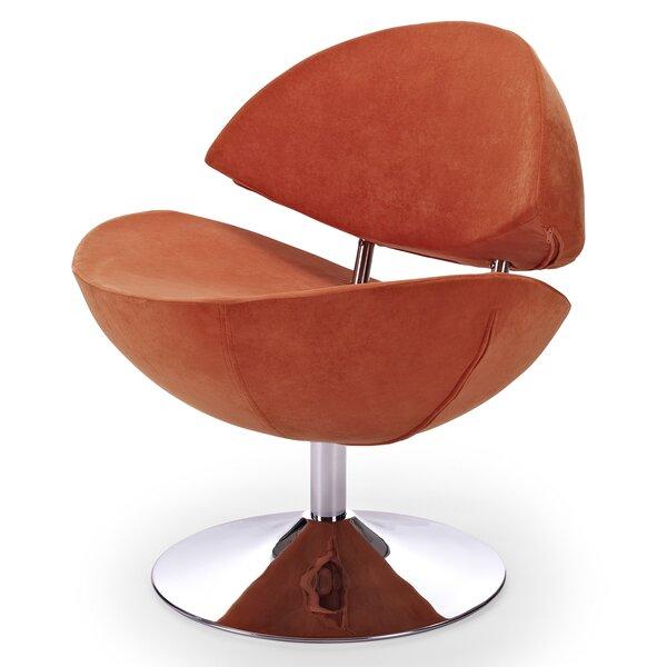 Nanette Swivel Lounge Chair by Orren Ellis