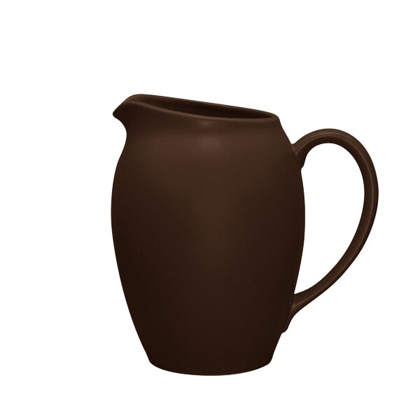 Colorwave Chocolate Pitcher by Noritake