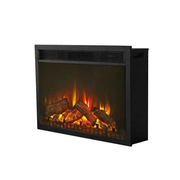 Mischa Electric Fireplace Insert By Red Barrel Studio