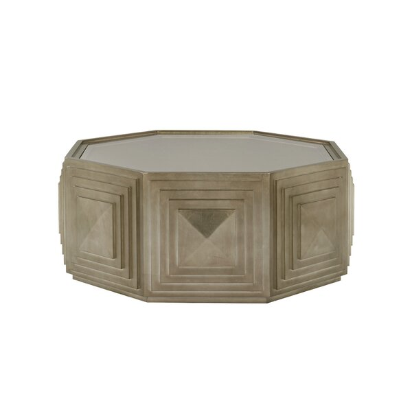 Mosaic Coffee Table by Bernhardt