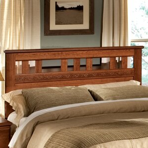 Gladstone Slat Headboard by Alcott Hill