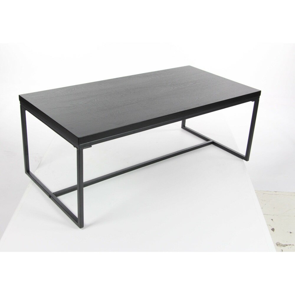 Gomes Metal Wood Coffee Table Allmodern