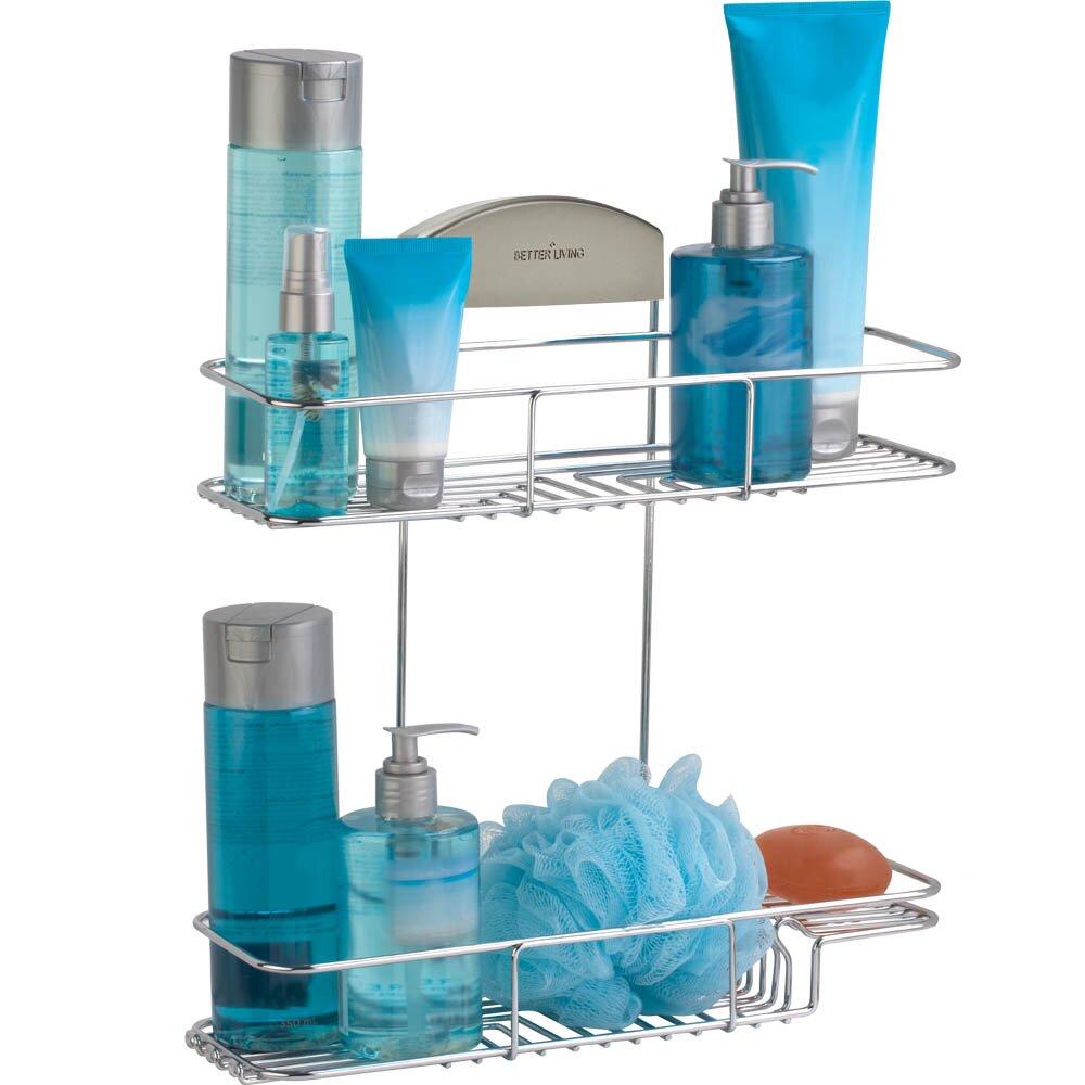 storit anywhere shower caddy
