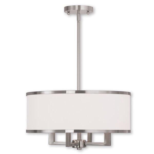 Bisbee 4-Light Chandelier by Mercury Row