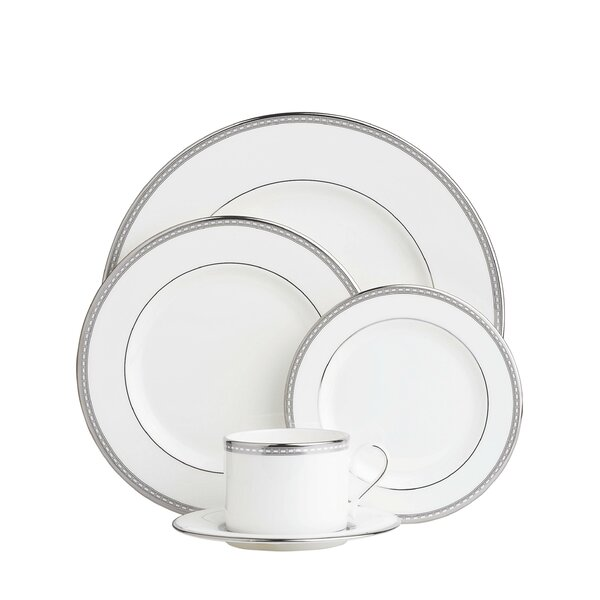 Murray Hill Bone China 5 Piece Place Setting, Service for 1 by Lenox