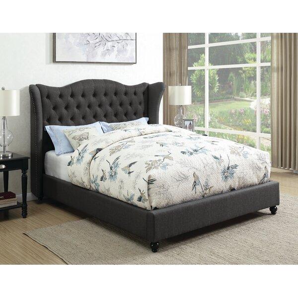 Junek Upholstered Standard Bed by Astoria Grand
