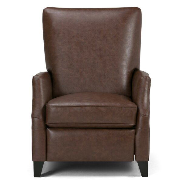 Noah Push Arm Recliner by Simpli Home