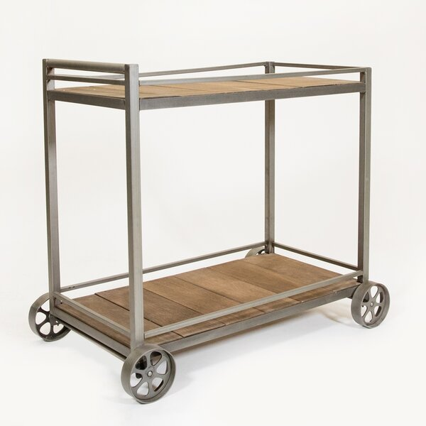 Siya Bar Cart by 17 Stories