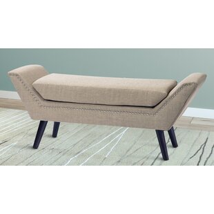 Irving Place Upholstered Bench