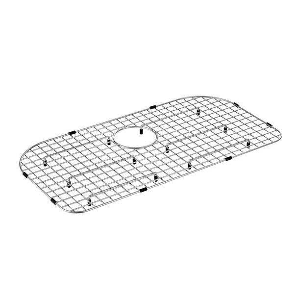 Moen® 14 x 27 Stainless Steel Bottom Sink Grid by Moen