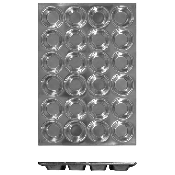 24 Cup Non-Stick Muffin Pan by Thunder Group Inc.