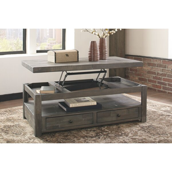 Lars Lift Top Coffee Table by Gracie Oaks