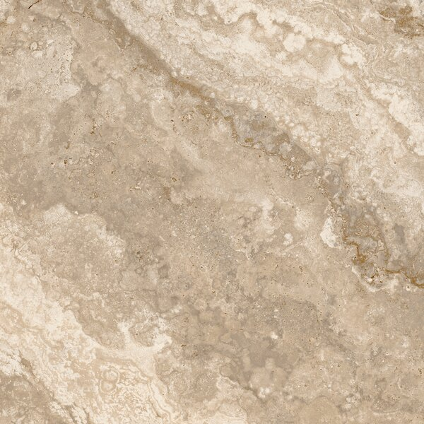 Montana 18 x 18 Porcelain Field Tile in Ivory by Parvatile