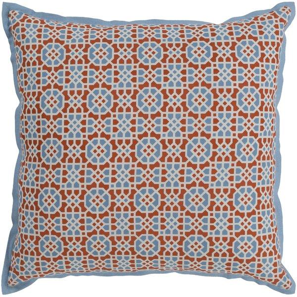 Francesco Geometric Cotton Pillow Cover by Surya