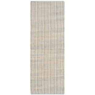 Abia Hand-Woven Natural Area Rug by Highland Dunes