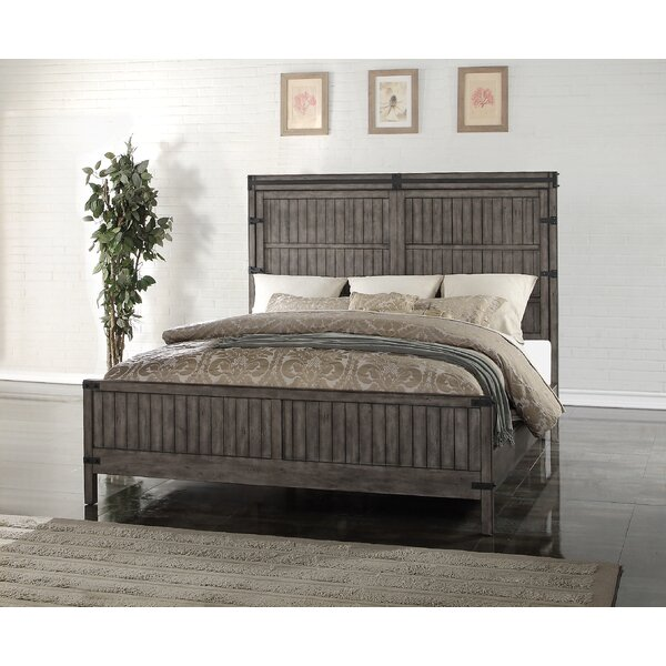 Kemmerer Standard Bed by Three Posts