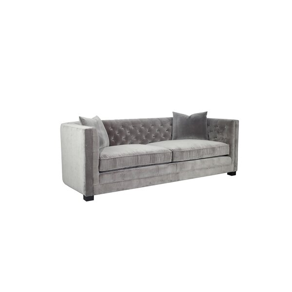 Maestas Chesterfield Sofa by Rosdorf Park