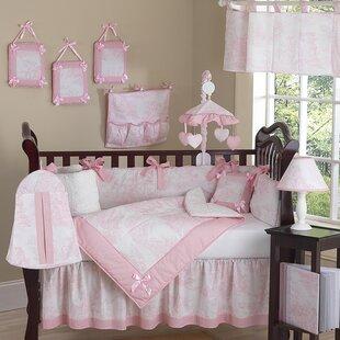 Comparison Toile 9 Piece Crib Bedding Set BySweet Jojo Designs