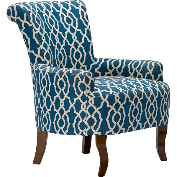 West Village Armchair by Breakwater Bay