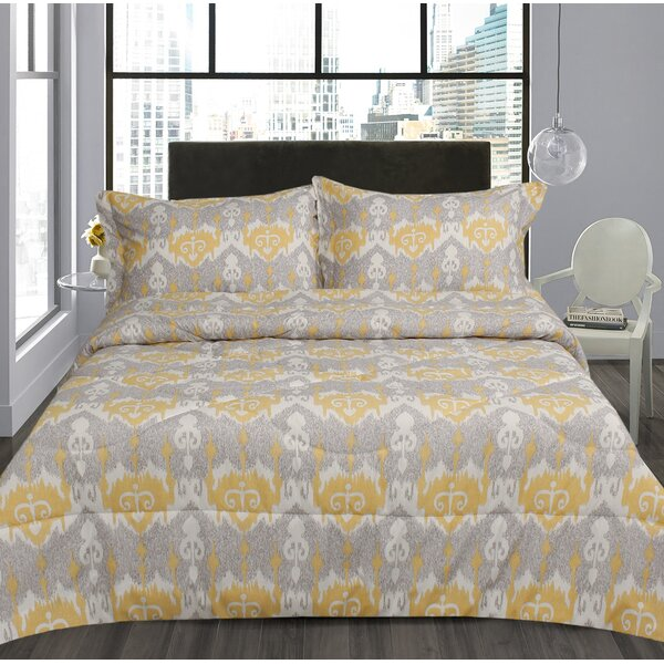 Mcbride Comforter Set by Bungalow Rose