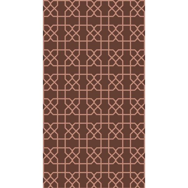 Rarden Mocha Area Rug by Darby Home Co