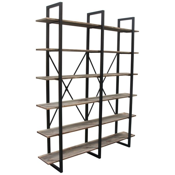 Highline Etagere Bookcase by Diamond Sofa