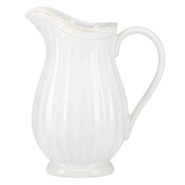 French Perle Creamer by Lenox
