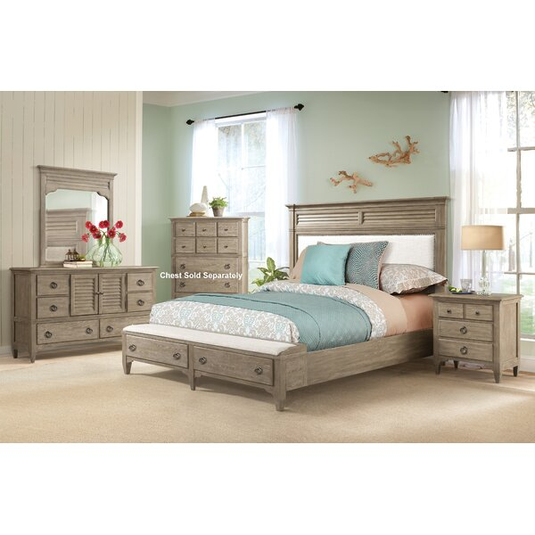 Manhart Platform 5 Piece Bedroom Set by Gracie Oaks