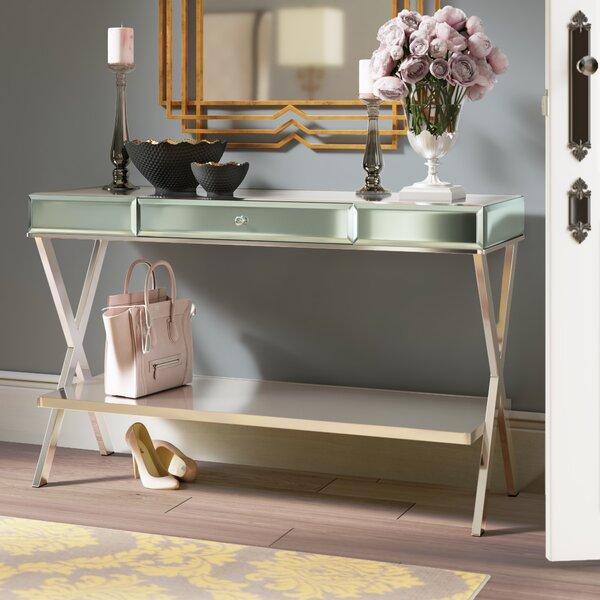 Adina Mirror Console Table by Willa Arlo Interiors